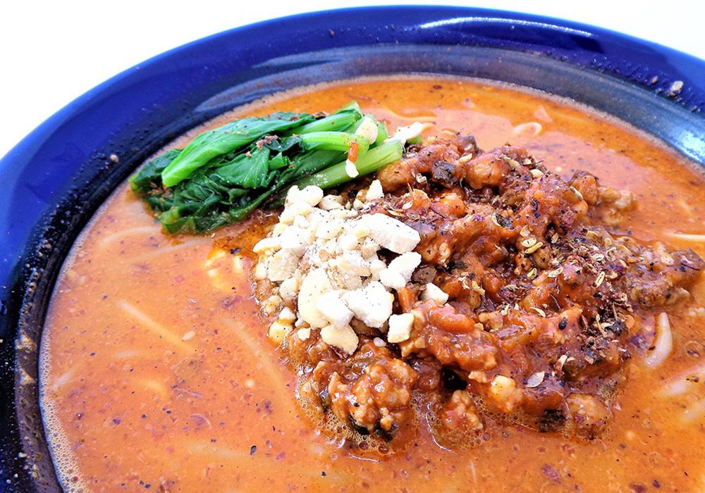 ピリ辛担々麺